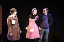 Bertille, Cindy et Bob le Bodyguard