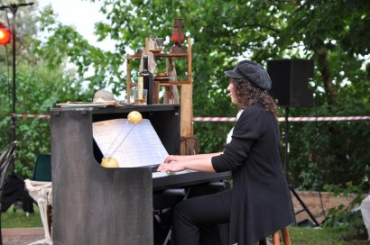 Festival de Montmélas, Rhône, juillet 2011