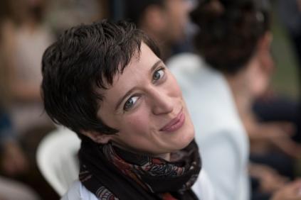 Tamara Dannreuther Chanteuse, comédienne, metteuse en scène