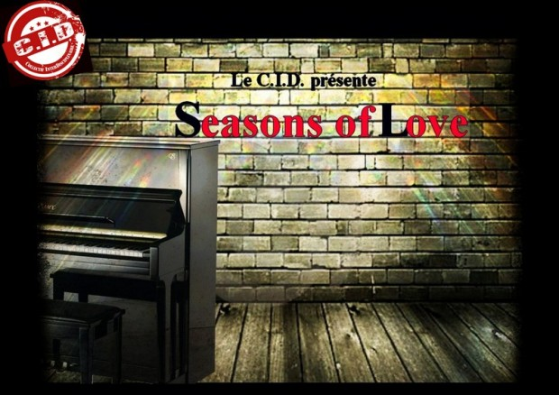 Seasons of Love- Avec Tamara Dannreuther, Emmanuelle Mehring, Eric Moulin et Maud Roussel