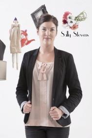 Maud Roussel est Sally Stevens